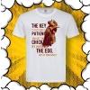 тениска с принт мотивиращ цитат