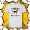 мъжка тениска с принт за ловци