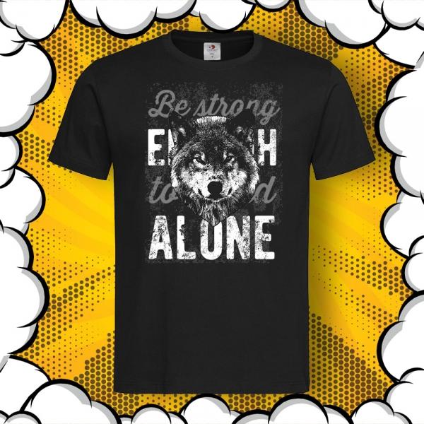 мъжка тениска с цитат