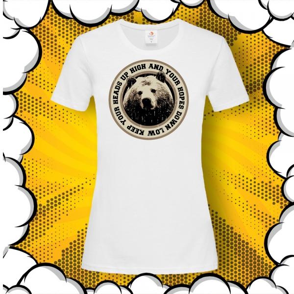 щампиране на тениска
