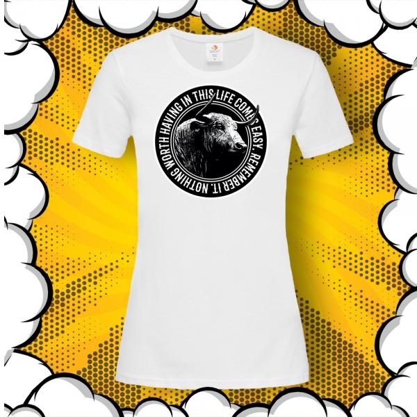 принт тениска
