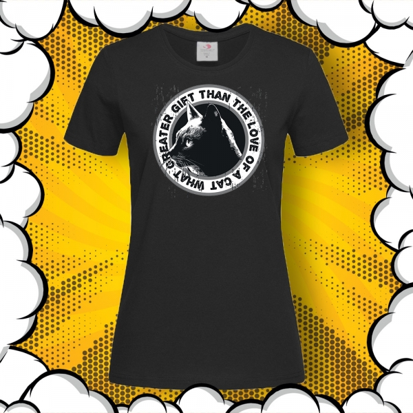 дамска тениска с цитат Дикенс