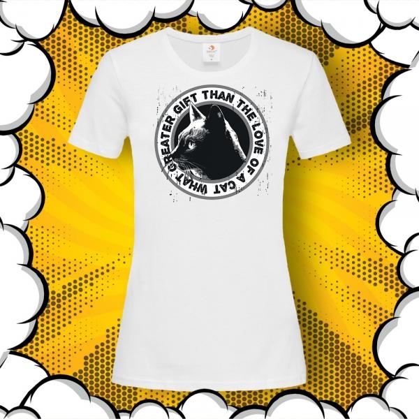 дамска тениска с цитат от Дикенс