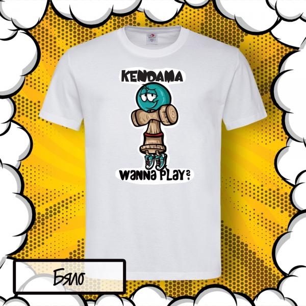 детска кендама тениска