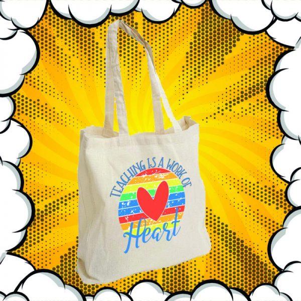 Чанта подарък за учители